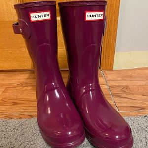 Hunters: Short Gloss Original boot